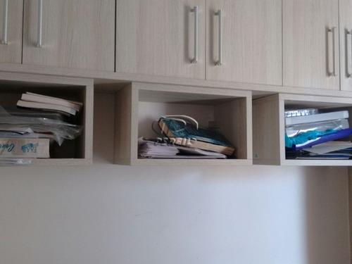 sobrado em condomínio - 3 dormitórios - 3 vagas - pc695