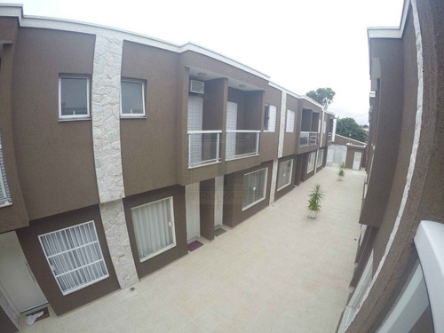 sobrado em condomínio, 3 dormitórios bairro vila ré, excelente acabamento - tr76