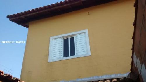 sobrado em condomínio a venda em itanhaém, cibratel ii, 2 dormitórios, 2 banheiros, 1 vaga - rb 0405