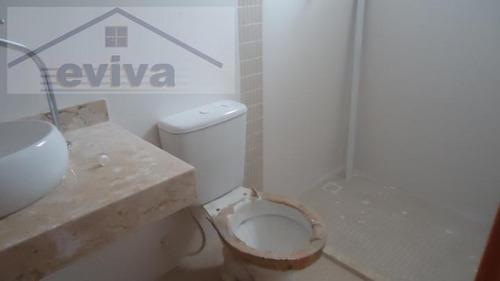 sobrado em condomínio a venda em santos, vila mathias, 2 dormitórios, 2 suítes, 1 banheiro, 1 vaga - s02/71
