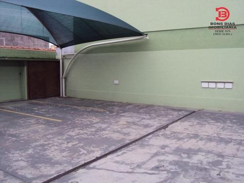 sobrado em condominio - burgo paulista - ref: 4736 - v-4736