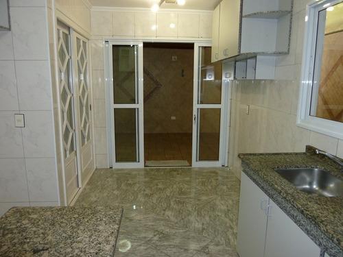 sobrado em condomínio c/3 dorms - jd rosa maria /lisboa77795
