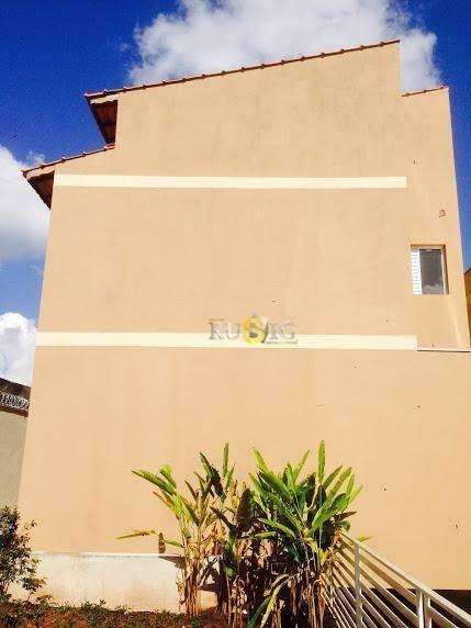 sobrado em condomínio com 2 dormitórios à venda, 65 m² por r$ 275.000,00 - itaquera - são paulo/sp - so0720
