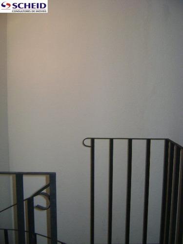 sobrado em condomínio fechado: 3 dorms, 1 suíte, 3 vagas, 110m²!!! - mc147