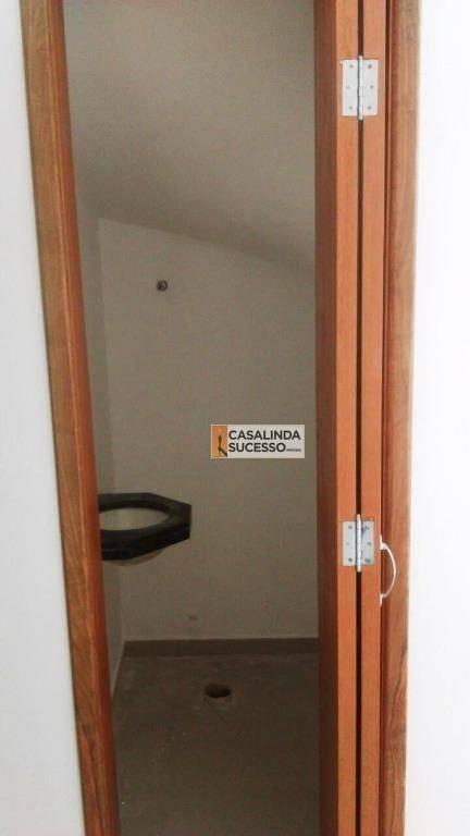 sobrado em condomínio fechado 65m² 2 suítes próx. à av. calim eid - so0586 - so0586