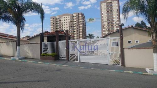 sobrado em condomínio fechado , cid líder  65m  r$ 265.000,00 - so0863