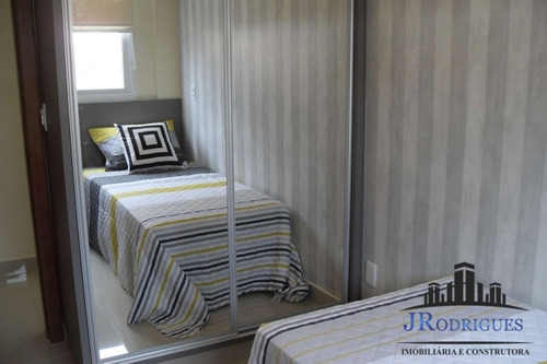 sobrado em condomínio fechado com 03 quartos - 386
