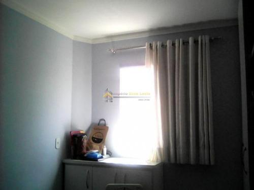 sobrado em condomínio fechado com 2 dorms e 1 vaga jd. eliane - 2354