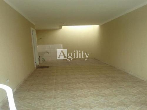 sobrado em condominio fechado - jardim popular 3 dormitórios 2 vagas - 2780