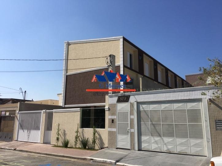 sobrado em condomínio fechado -na vila carrão - 211sv