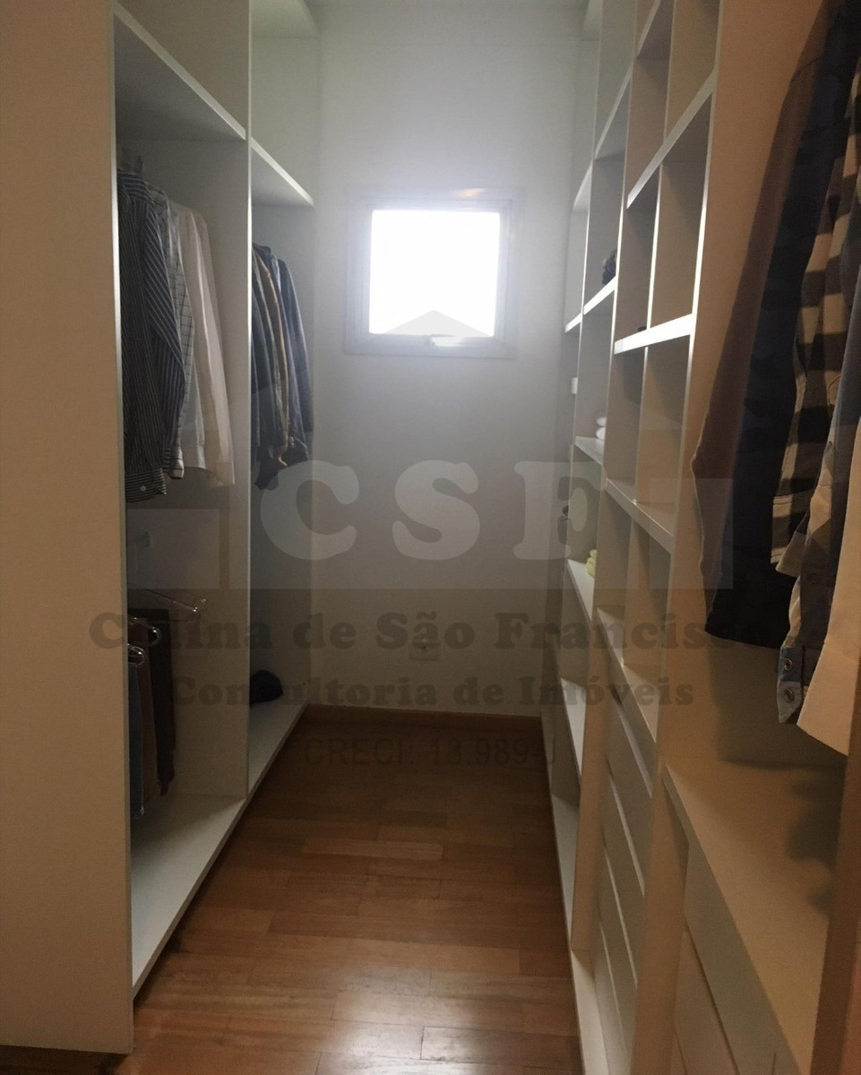 sobrado em condomínio fechado na vila são francisco - ca04027 - 32757816