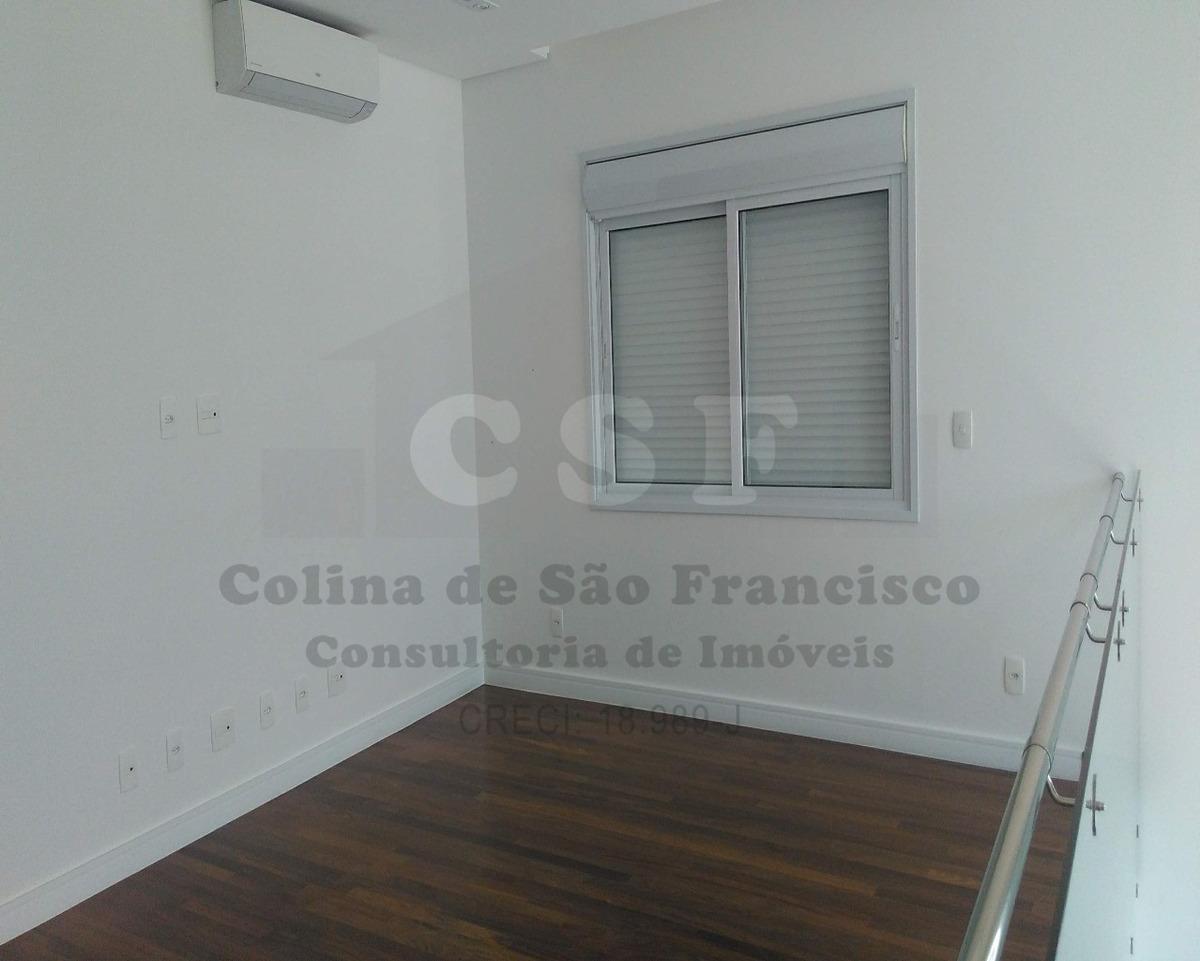 sobrado em condomínio fechado na vila são francisco - ca04084 - 32959119