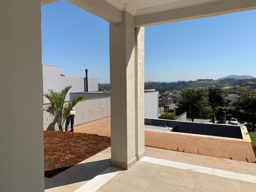 sobrado em condomínio fechado portal braganca, bragança paulista-sp - ca2154