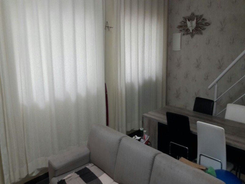 sobrado em condomínio fechado, vila mazzeio, excelente localização, 2 dormitórios (1 suíte) e 1 vaga de garagem. condomínio com lazer - ca01530 - 34134879
