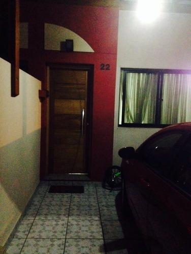 sobrado em condomínio fechado - vila prudente - 102