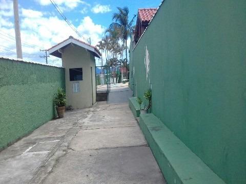 sobrado em condomínio horizontal com estilo de vila para venda no bairro sumaré - caraguatatuba/sp - ca00425 - 4750669