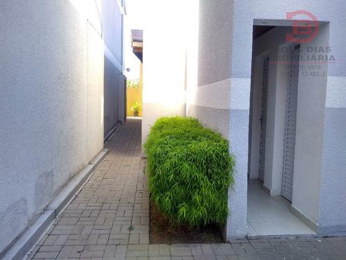 sobrado em condominio - jardim sao nicolau - ref: 5819 - v-5819