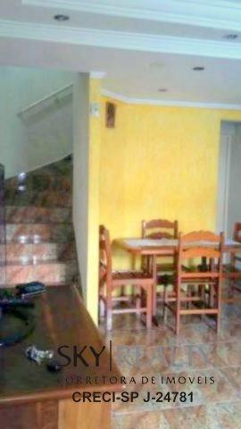 sobrado em condominio - jardim ubirajara (zona sul) - ref: 9167 - v-9167