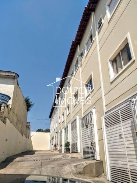sobrado em condomínio para locação no bairro vila ré, 2 dorms, 2 suíte, 2 vagas, 60 m, excelente sobrado em condomínio fechado! - 1717d