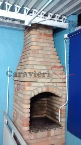 sobrado em condomínio para venda no bairro belenzinho, 2 dorm,1 vagas, 100 m - 12280