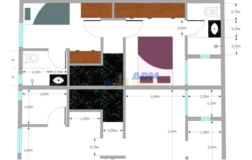 sobrado em condomínio para venda no bairro itaquera, 0 dorm, 2 suíte, 1 vagas, 53 m - 736adm