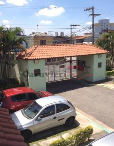 sobrado em condomínio para venda no bairro jardim jaú (zona leste), 2 dorm, 0 suíte, 2 vagas, 89 m - 12338