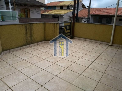 sobrado em condomínio para venda no bairro parque erasmo assunção - 8929gigantte