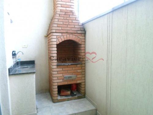 sobrado em condomínio para venda no bairro vila beatriz, 3 dorm, 1 suíte, 2 vagas, 159 m - 12248