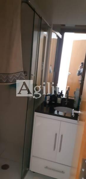 sobrado em condomínio para venda no bairro vila carrão, 2 dorm, 2 suíte, 1 vagas - 7189