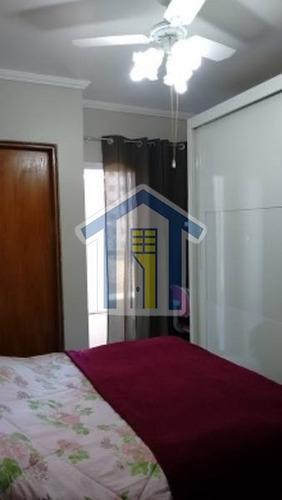 sobrado em condomínio para venda no bairro vila scarpelli - 8881gigantte