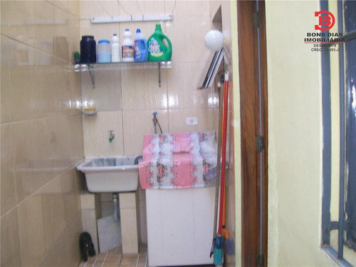 sobrado em condominio - vila araguaia - ref: 3107 - v-3107