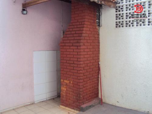 sobrado em condominio - vila esperanca - ref: 3786 - v-3786
