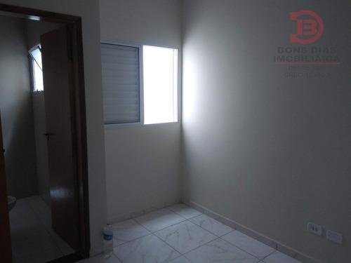 sobrado em condominio - vila esperanca - ref: 6572 - v-6572