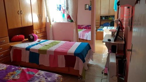 sobrado em condominio - vila paulistania - ref: 6130 - v-6130