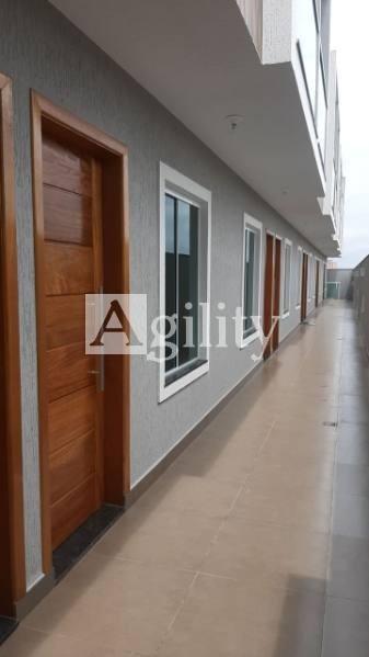 sobrado em condominio -   vila ré, 2 dorm, 2 suíte, 1 vaga, 66 m² - 6031
