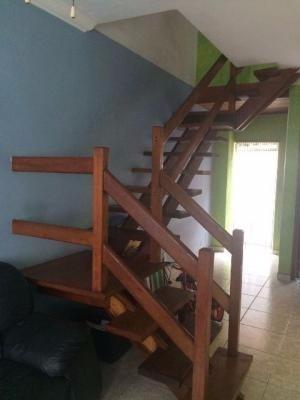 sobrado em condomínio,com 3 quartos,em mongaguá/sp