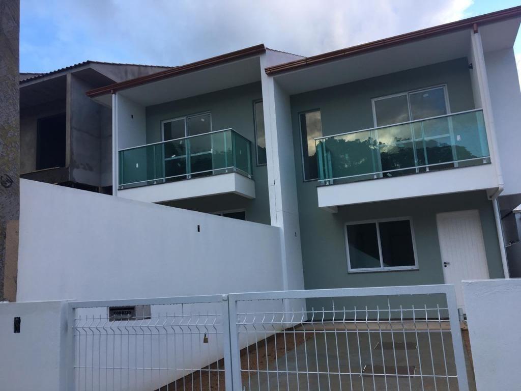 sobrado em forquilhas, são josé/sc de 70m² 2 quartos à venda por r$ 235.000,00 - so202695