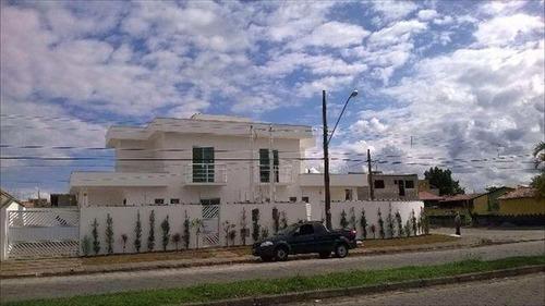 sobrado em itanhaém bairro chs cibratel - v222
