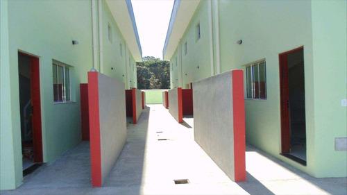 sobrado em mongaguá bairro balneário flórida mirim - v250