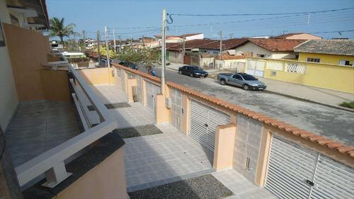 sobrado em mongaguá bairro balneário itaguai - v181