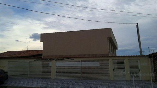 sobrado em mongaguá bairro balneário plataforma - v352