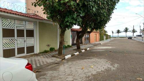 sobrado em mongaguá bairro jardim marina - v386