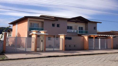 sobrado em mongaguá bairro vila atlântica - v298