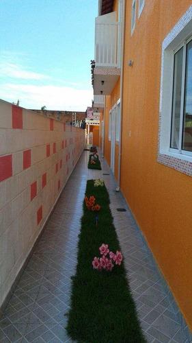 sobrado em mongaguá bairro vila atlântica - v421