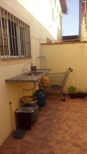 sobrado em mongaguá bairro vila nossa senhora fátima - v221