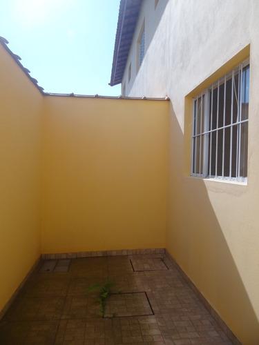 sobrado em mongaguá com 02 dormitórios !!! ref. 6567 l