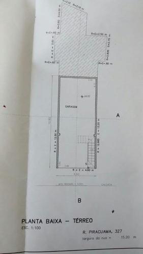 sobrado em perdizes, são paulo/sp de 124m² 3 quartos à venda por r$ 943.000,00 - so164640