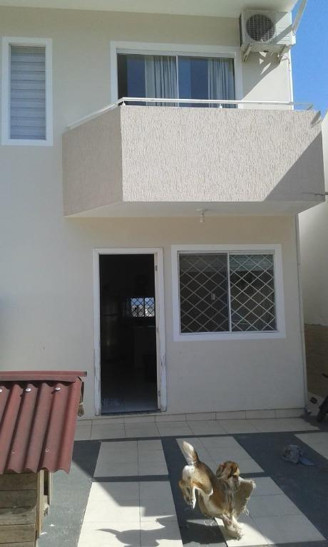 sobrado em são sebastião, palhoça/sc de 64m² 2 quartos à venda por r$ 212.000,00 - so186284