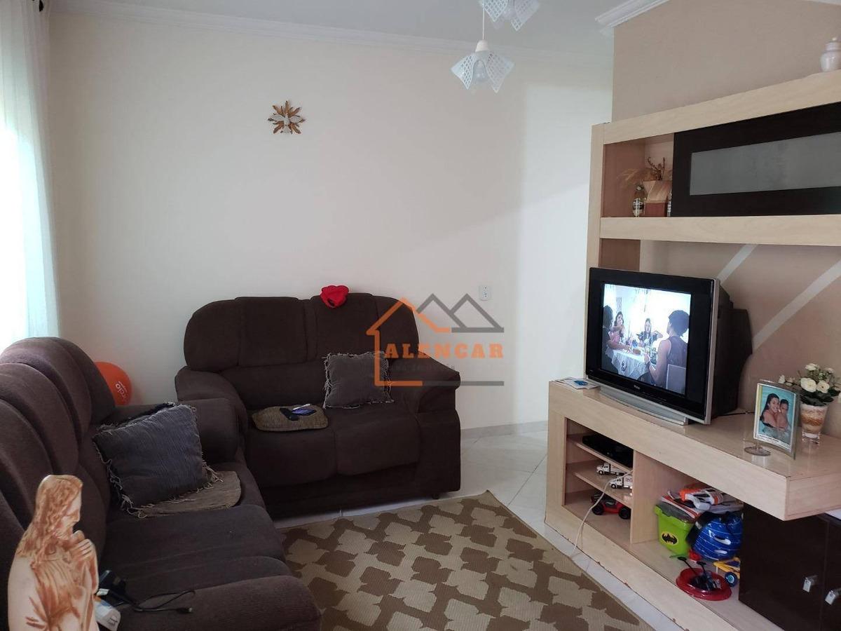 sobrado excelente localização com 2 dormitórios sendo 2 suites à venda por r$ 285.000 - itaquera - são paulo/sp - so0173
