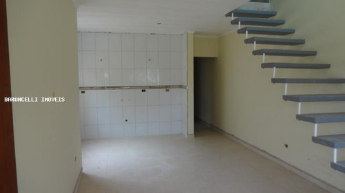 sobrado geminado a venda em itanhaém, jd. bopiranga, 3 dormitórios, 2 suítes, 4 banheiros, 3 vagas - rb 0337